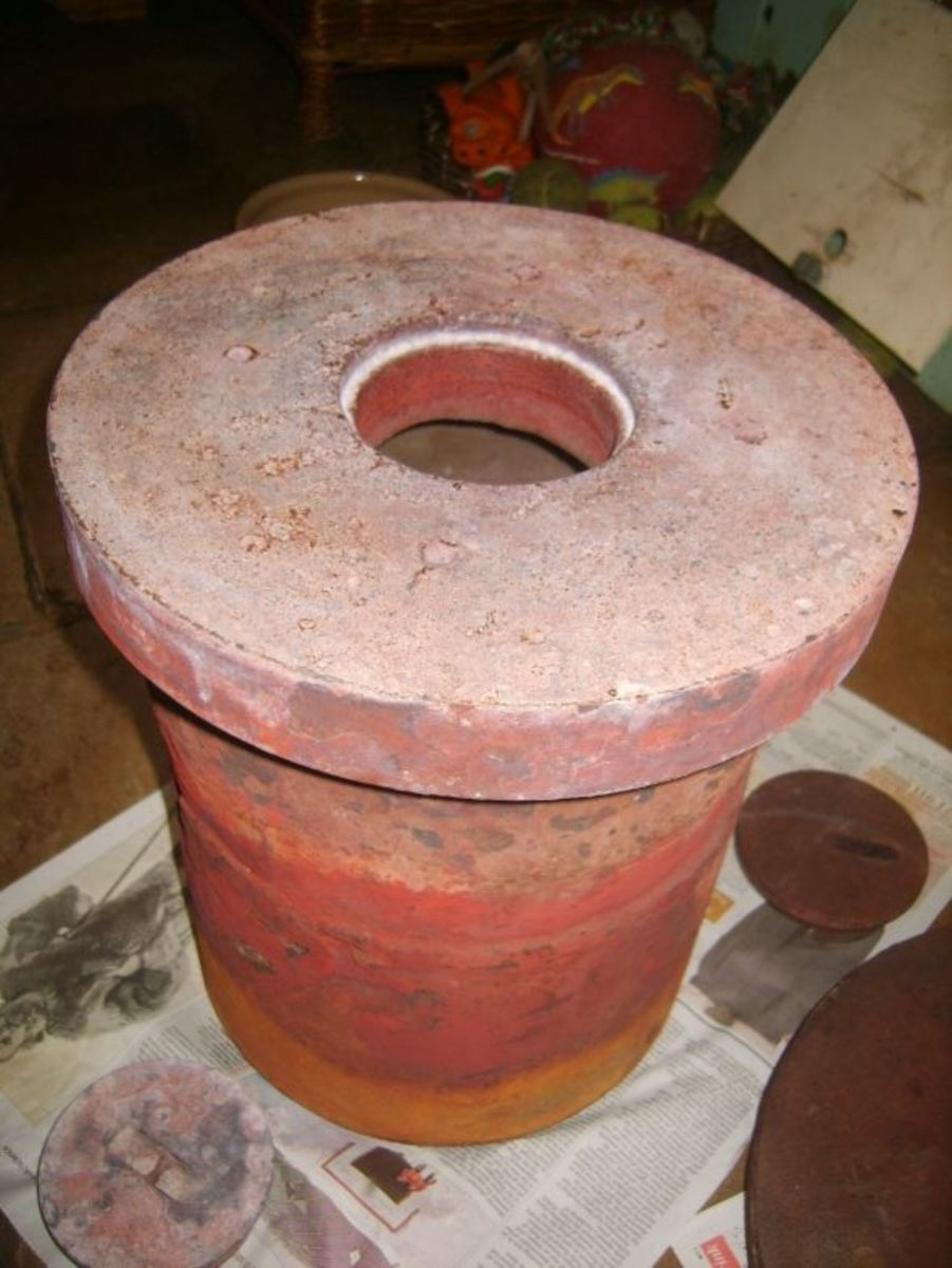 The cylinder casting