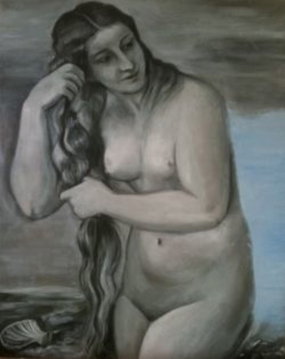 using-grisaille-and-glazing-techniques-to-reproduce-an-old-master-painting