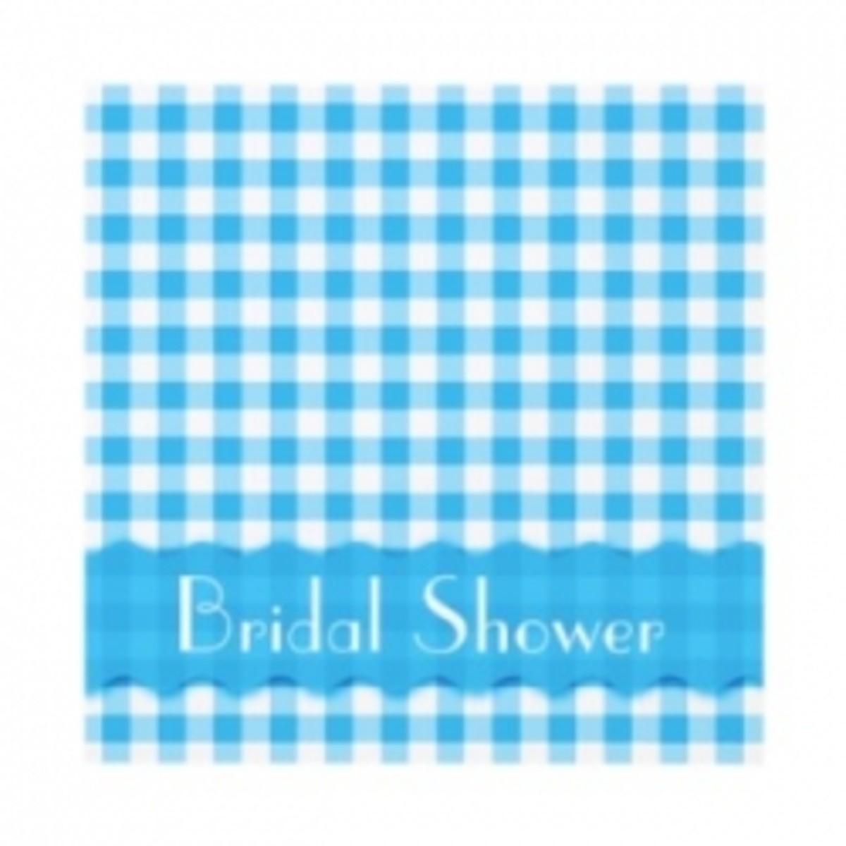 Bridal shower invite design by sema