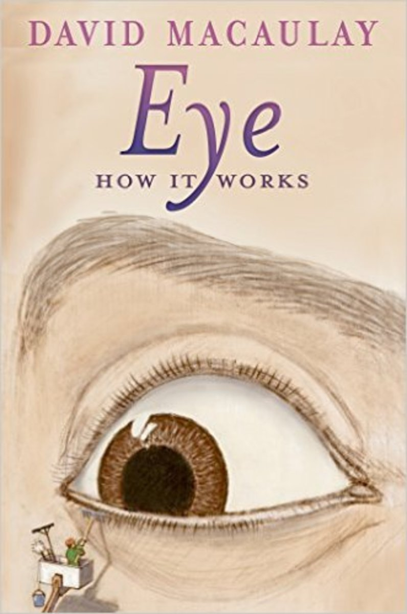 Eye: How It Works by David Macaulay