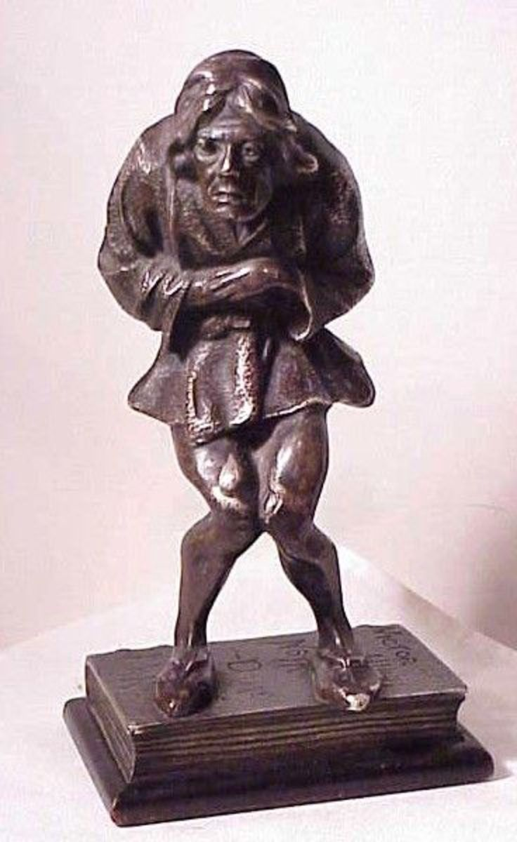 Statue of Quasimodo