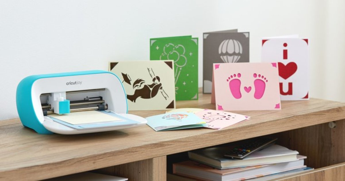 The Cricut Joy us the newest model in the Cricut line