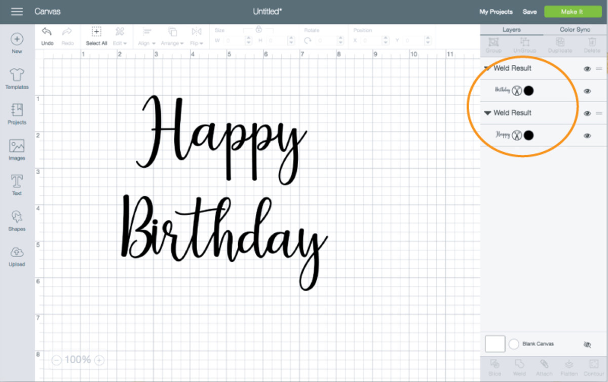 Cricut Design Space Is user friendly. You can create projects that you never thought possible.