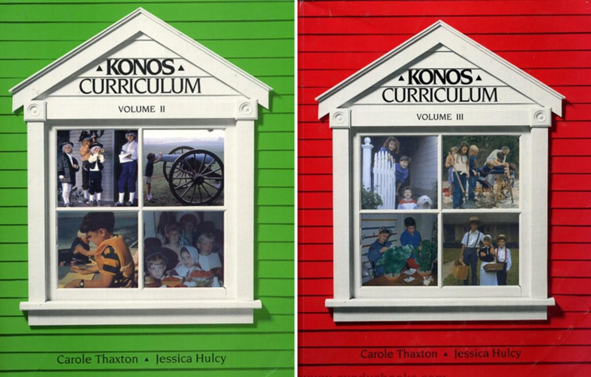 Konos Volume II & Konos Volume III