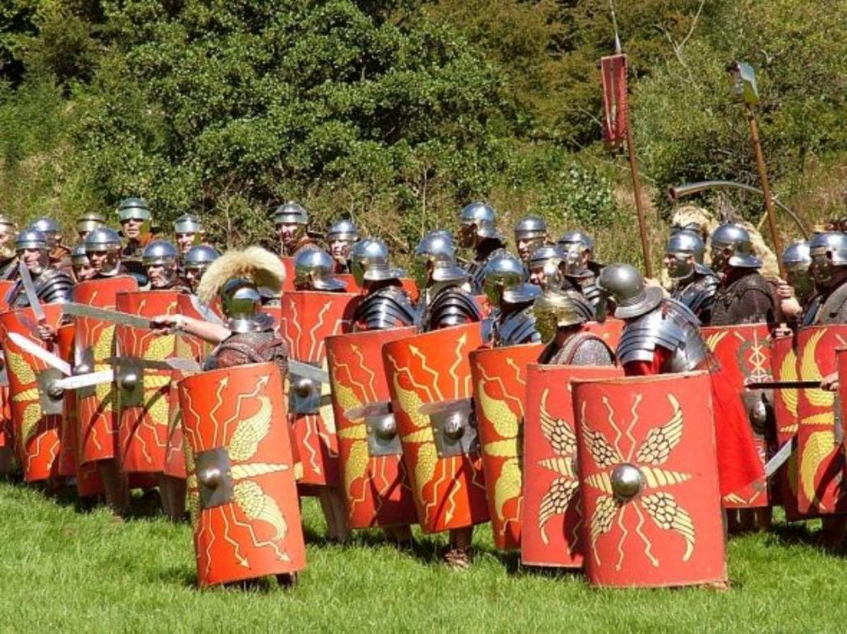 Roman Legion (reenactment)