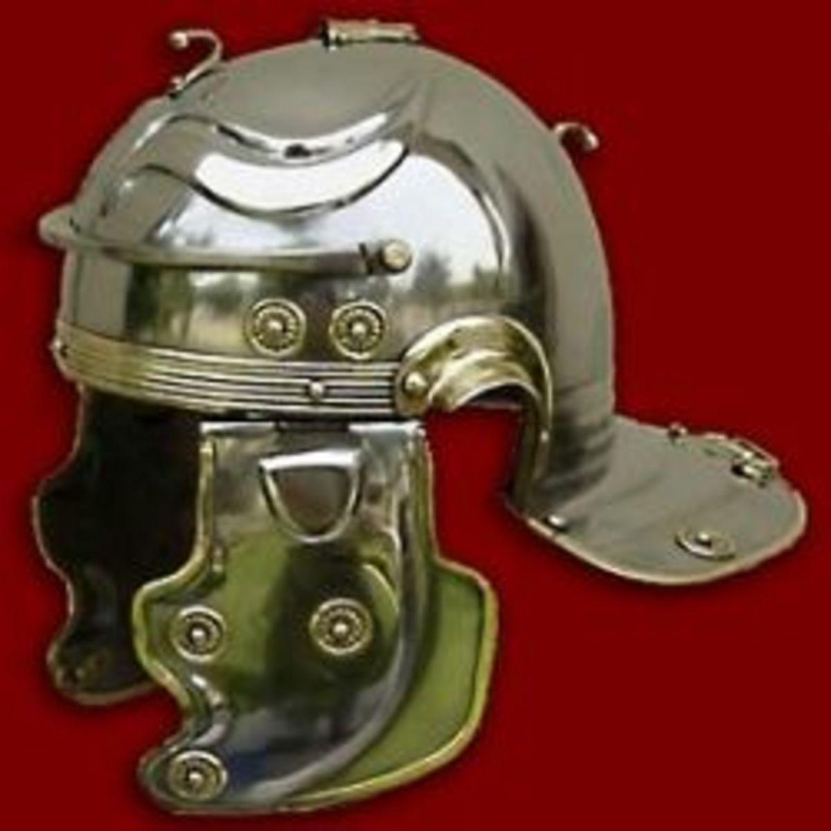 Imperial Gallic Helmet