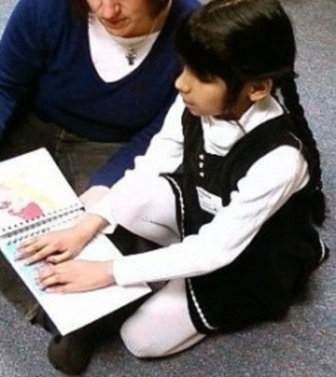 Free Braille Books for Children