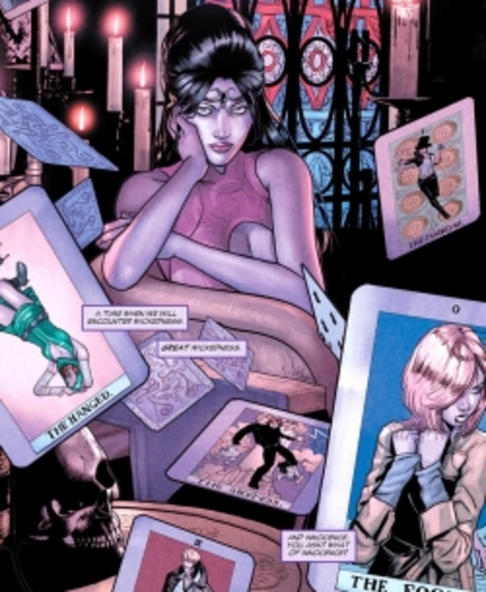 Justice League Dark #1, excerpt