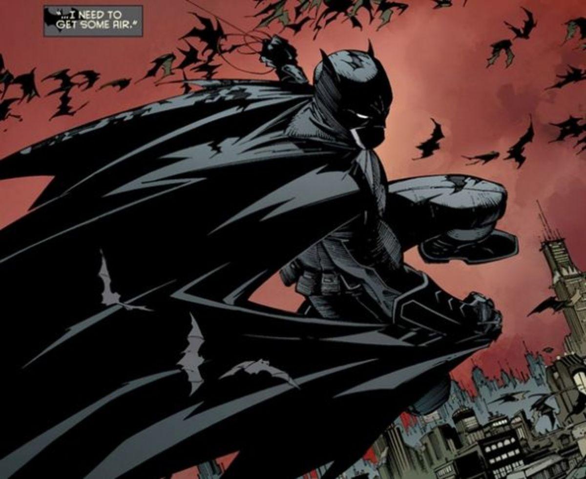 Batman #1, excerpt