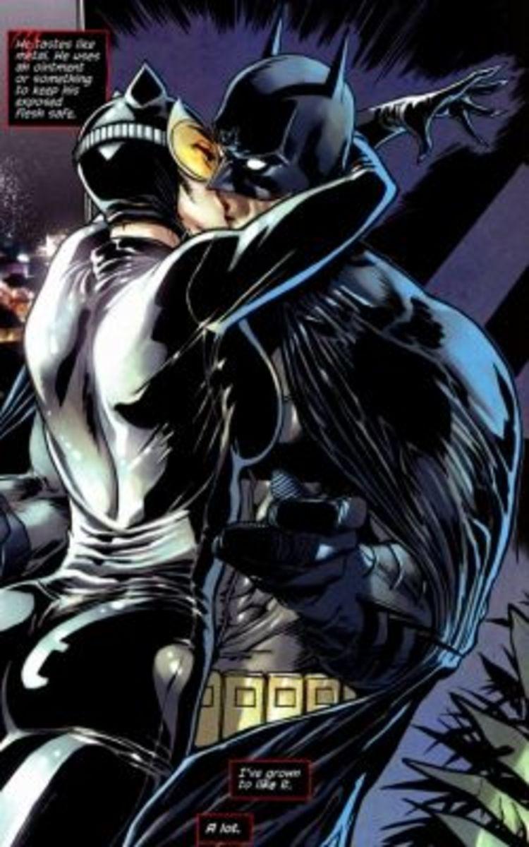 Catwoman #1, excerpt