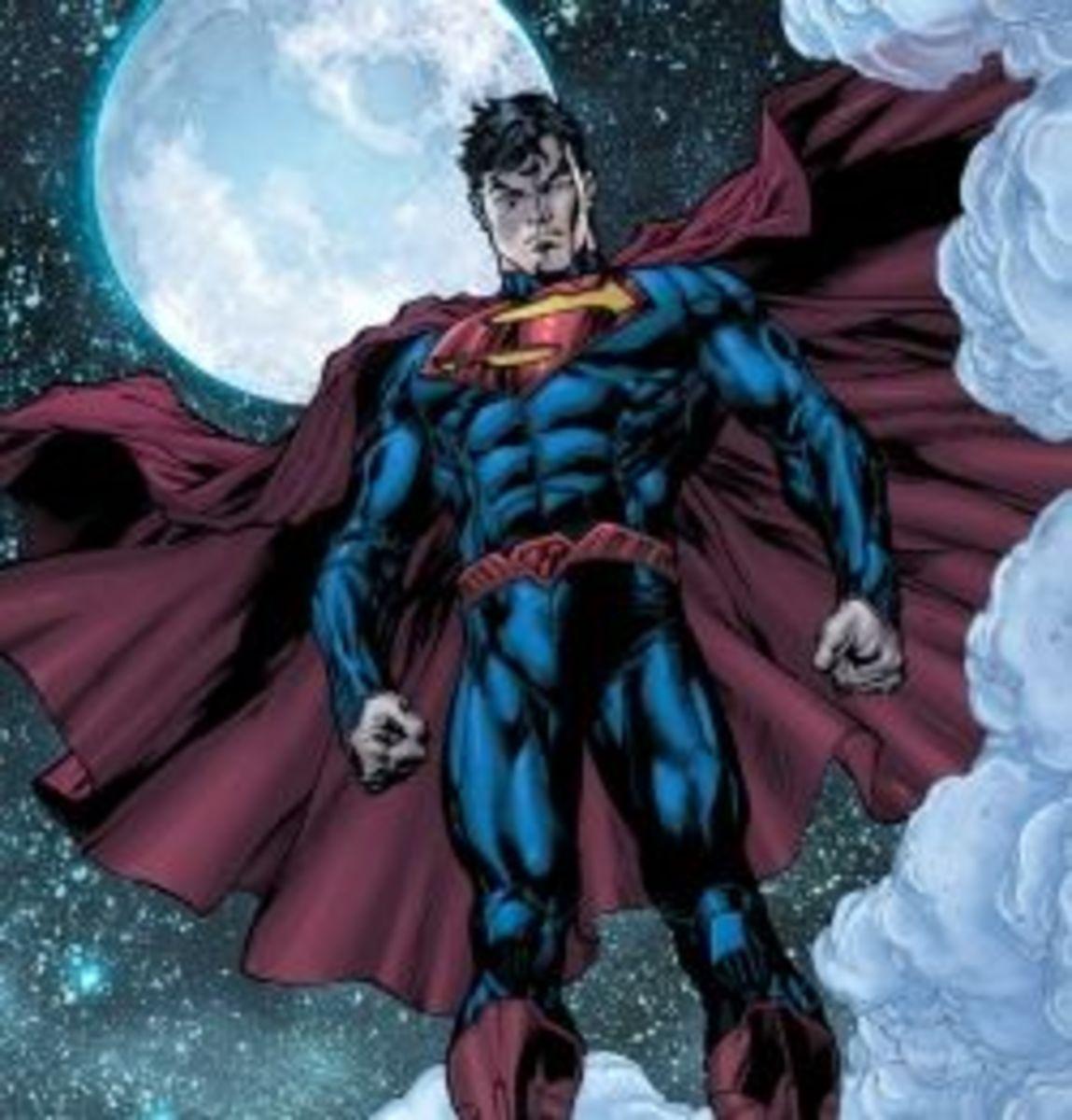Superman #1, excerpt