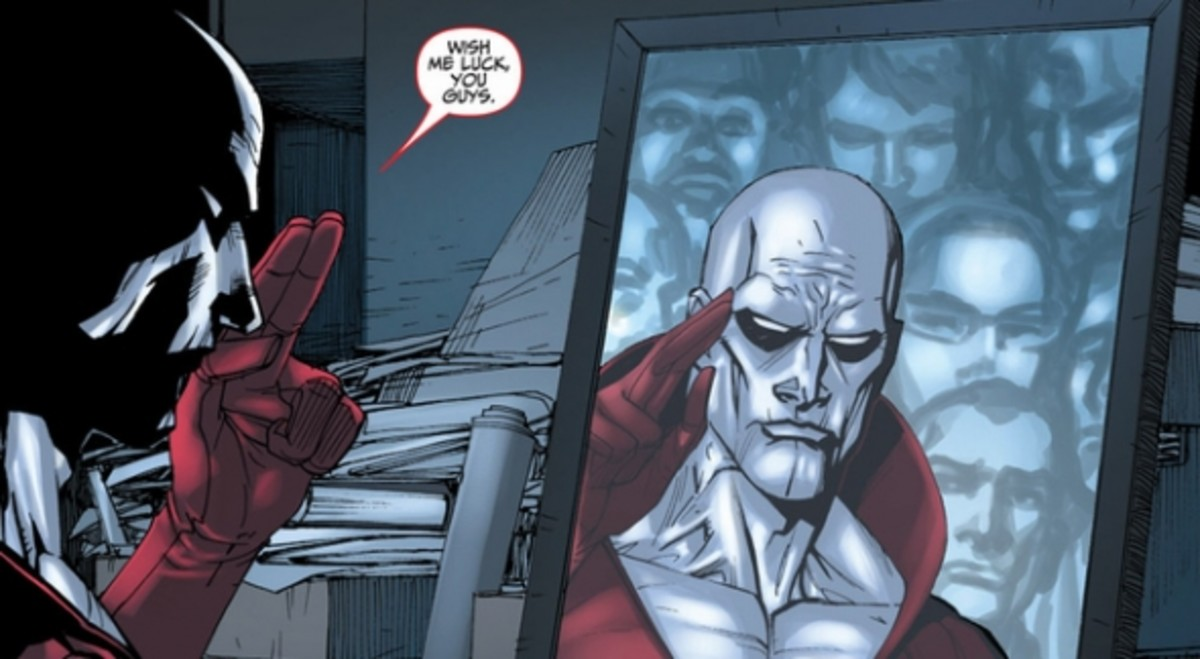 DC Universe Presents #1, excerpt