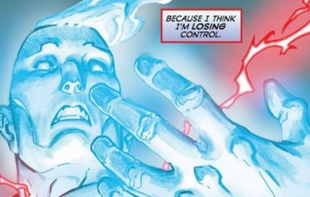 Captain Atom #1, excerpt