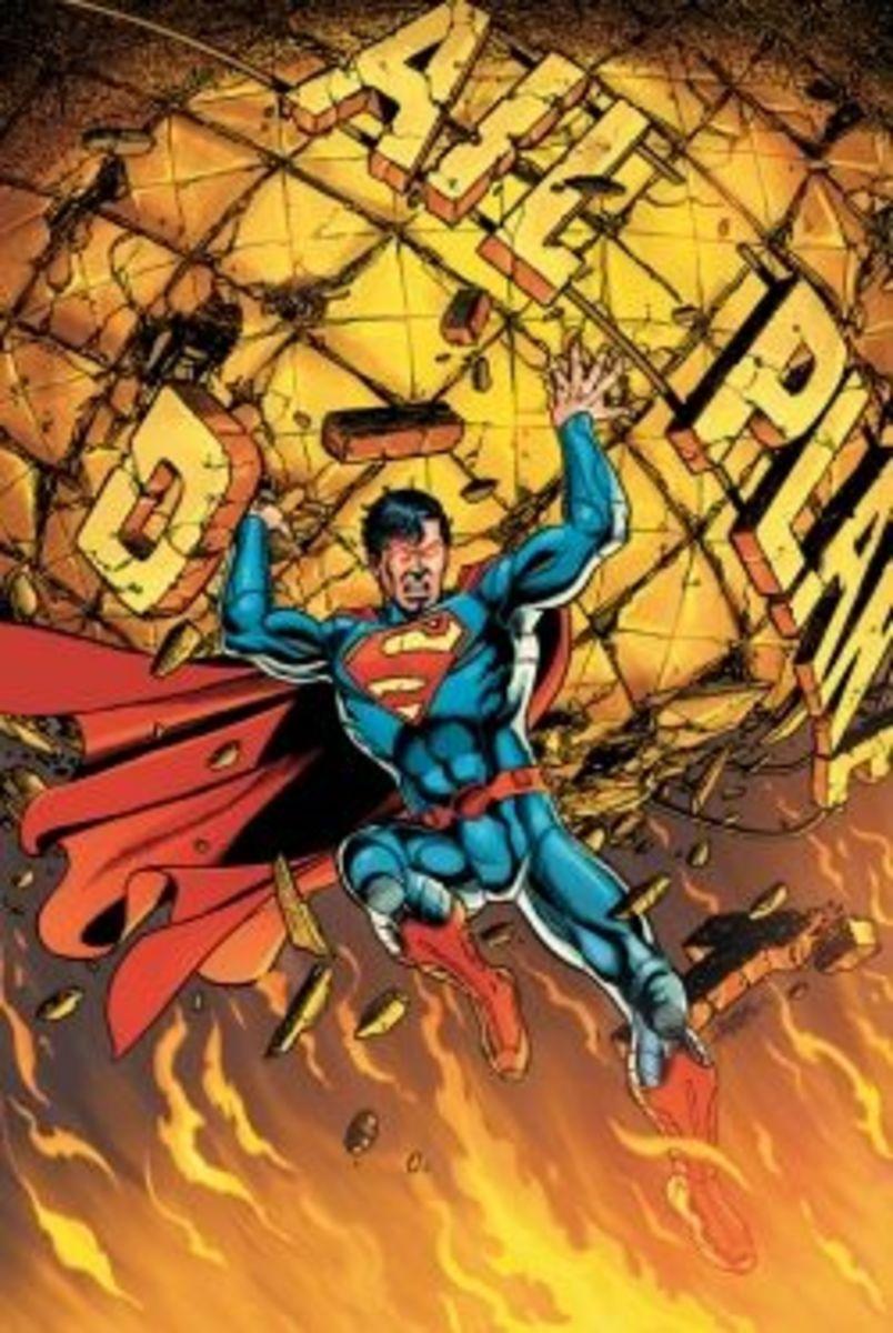 Superman #1, CoverArt