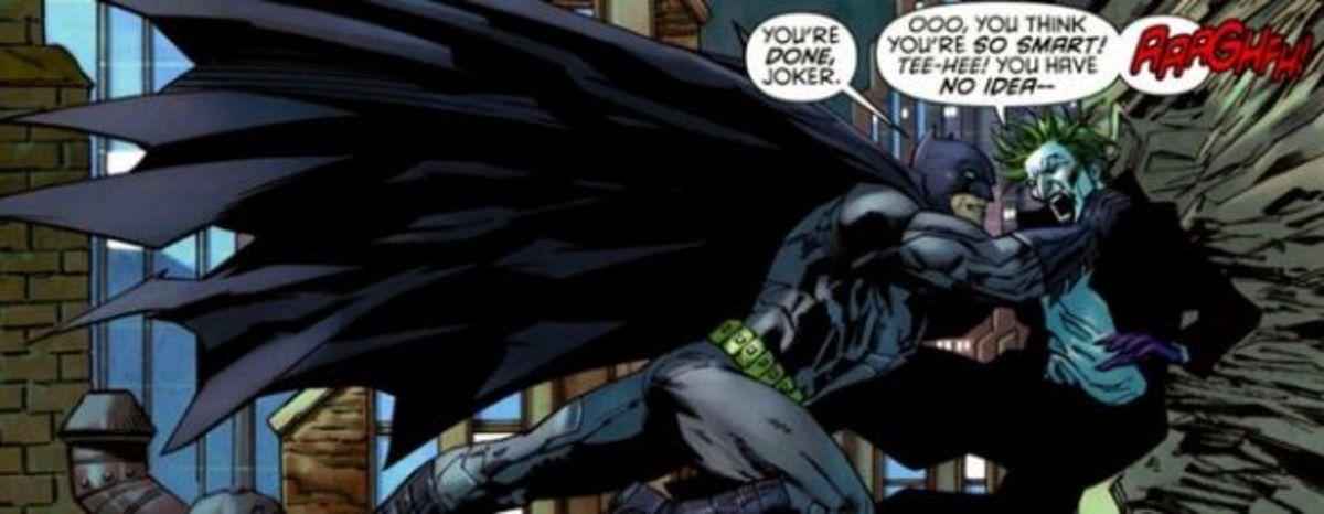 Detective Comics #1 (2011), excerpt