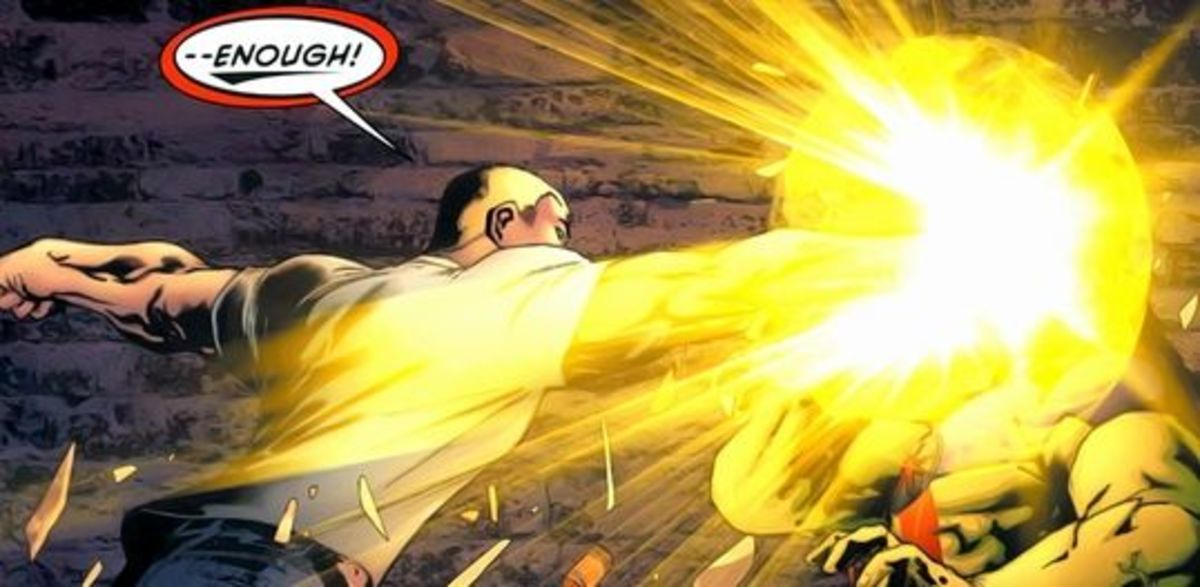 Stormwatch #1, excerpt (2011)