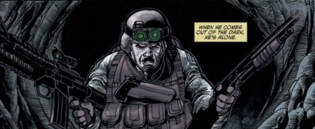 Men of War (2011), excerpt