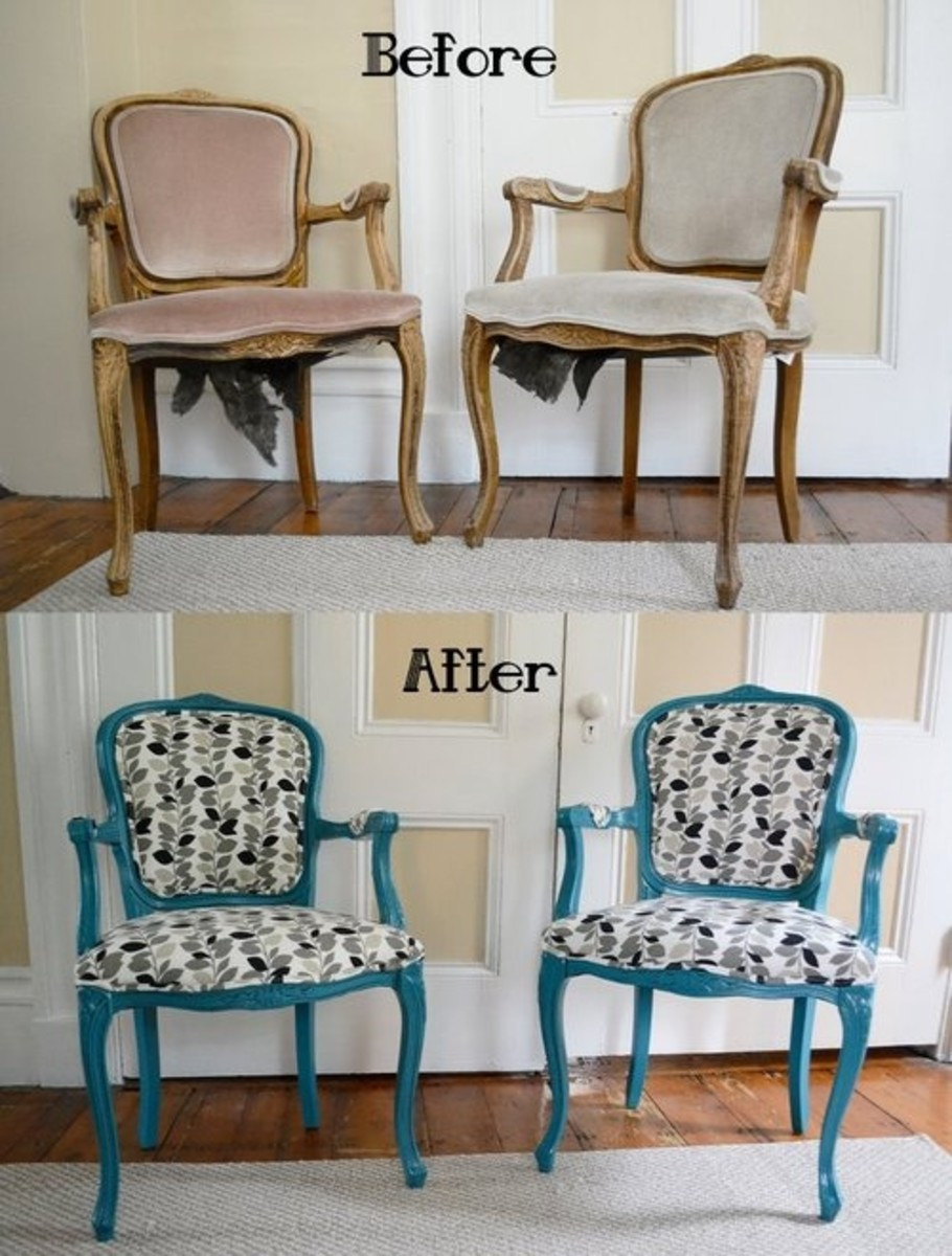 Diy Furniture Refinishing Ideas Decorative Painting