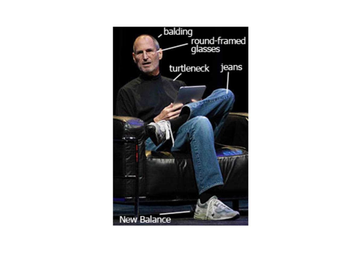 Steve Jobs costume guide