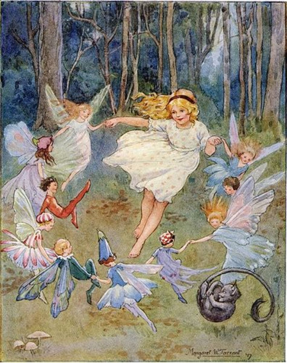 Art by Margaret Tarrant http://www.flickr.com/photos/sofi01/4175910378/in/set-72157622809741924
