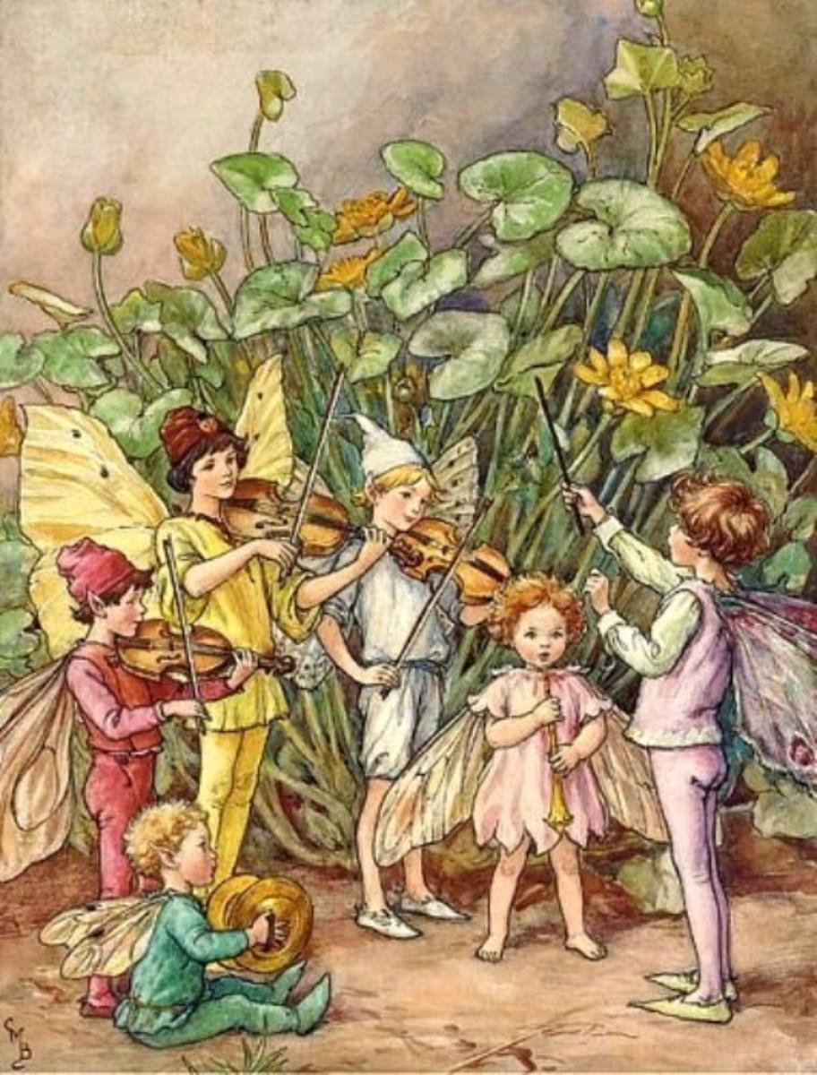 fairies-in-art