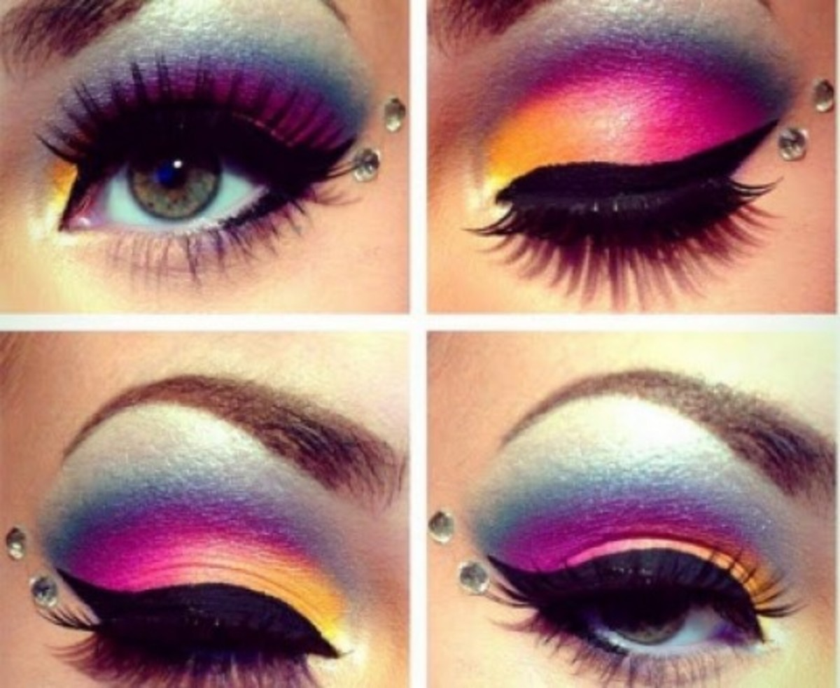 Eyeshadow Sunset