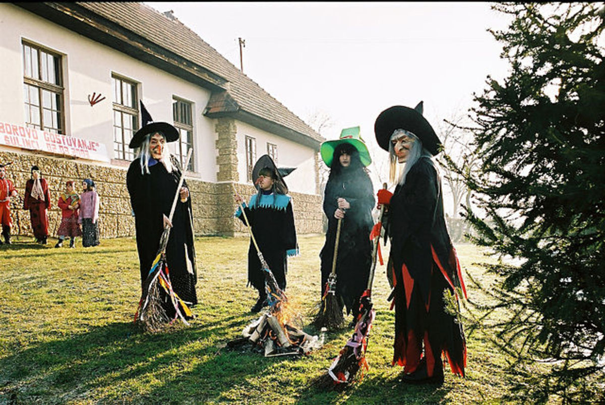 Classic Witches From My Childhood