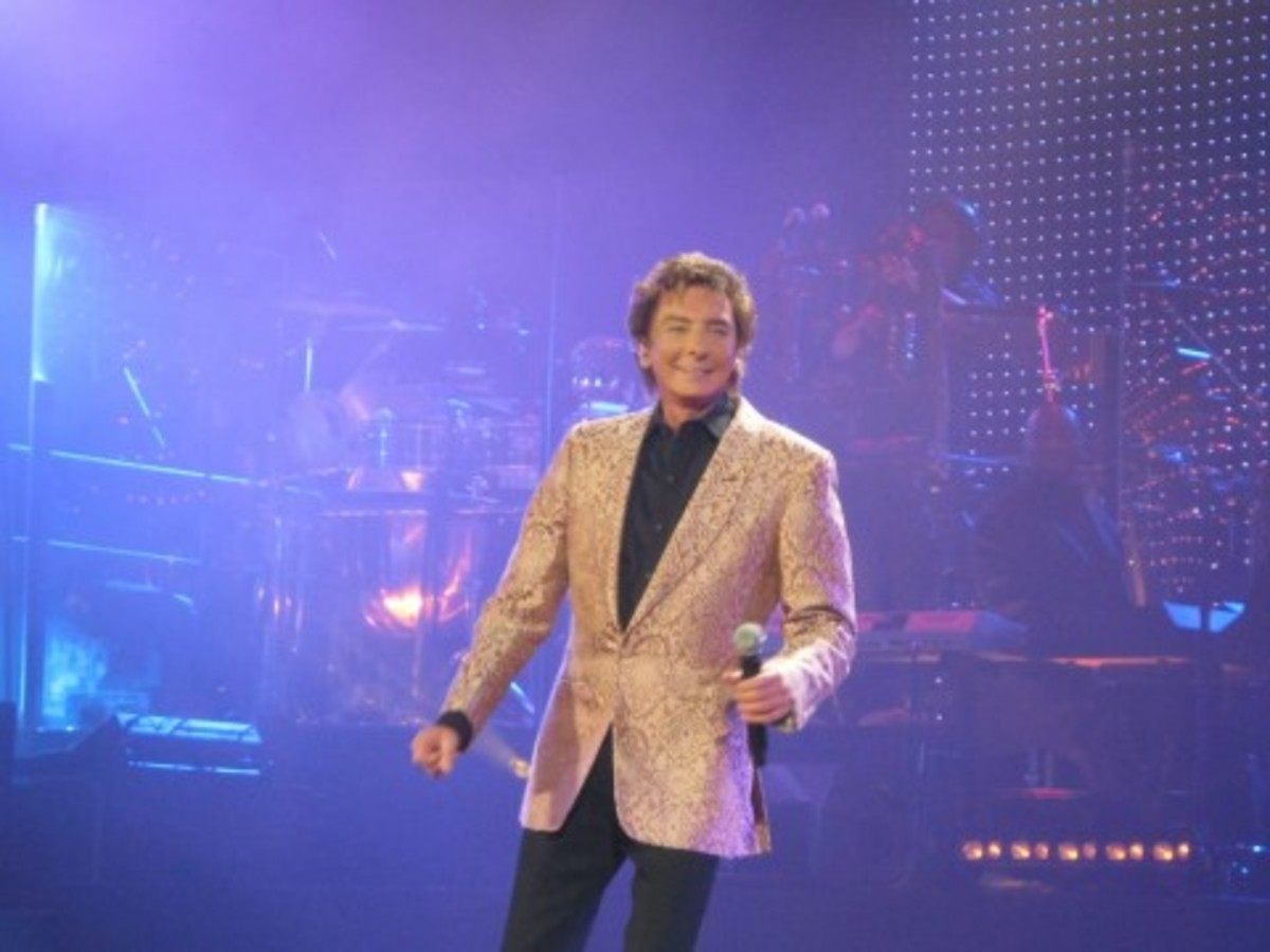 Thank You To Barry Manilow's Grandfather, Joseph Manilow, For Being His Mentor