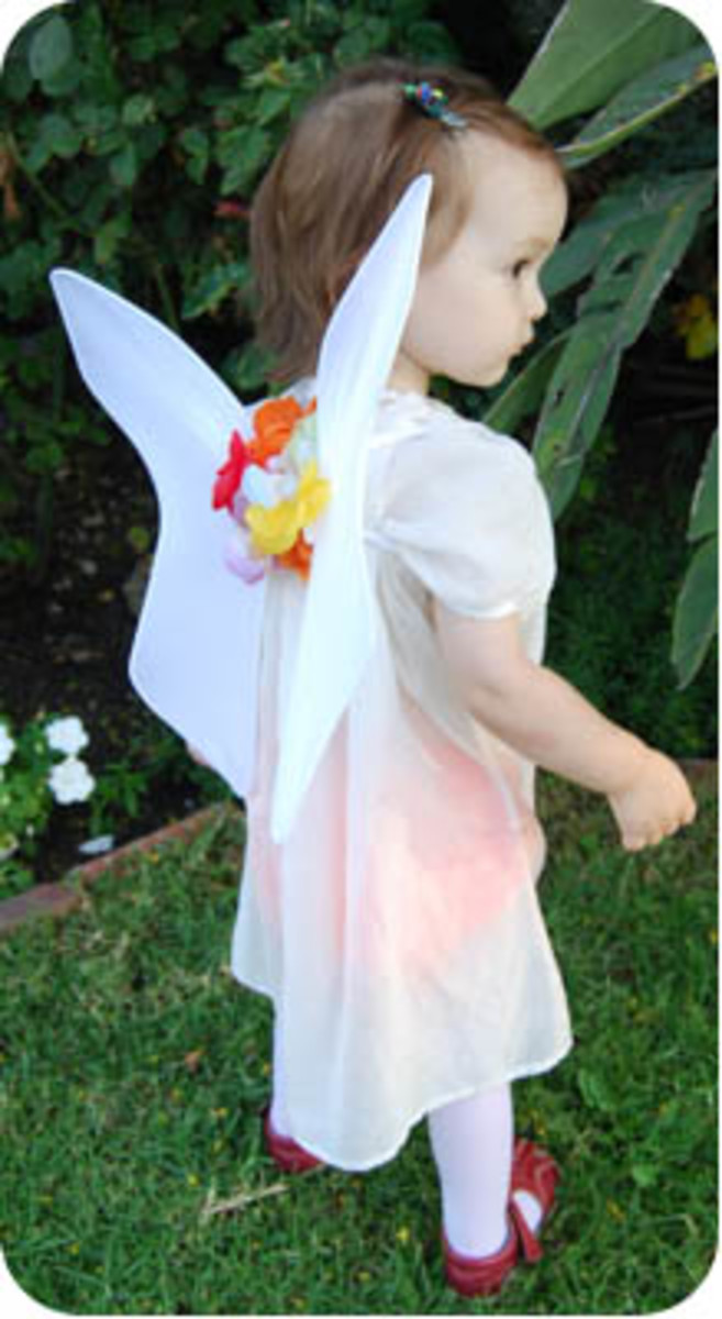 Fairy Halloween Costume Ideas