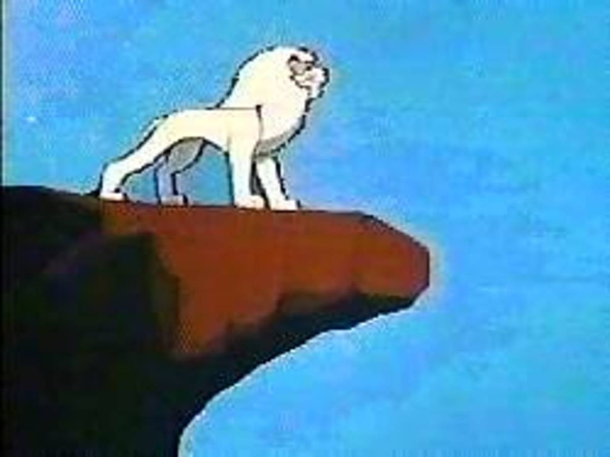 the lion king controversy did disney ripoff kimba the