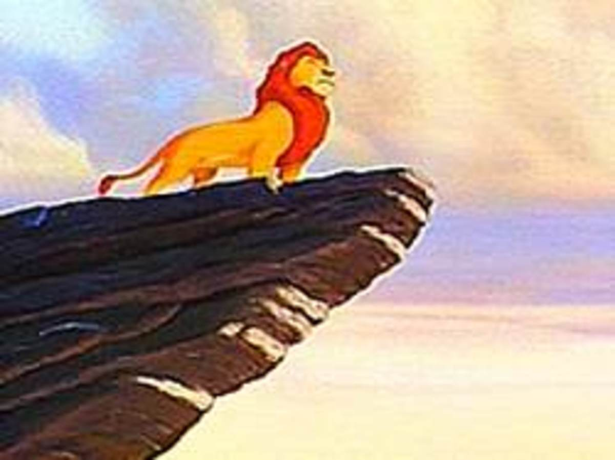 THE LION KING Controversy: Did Disney Rip-off Kimba the White Lion?