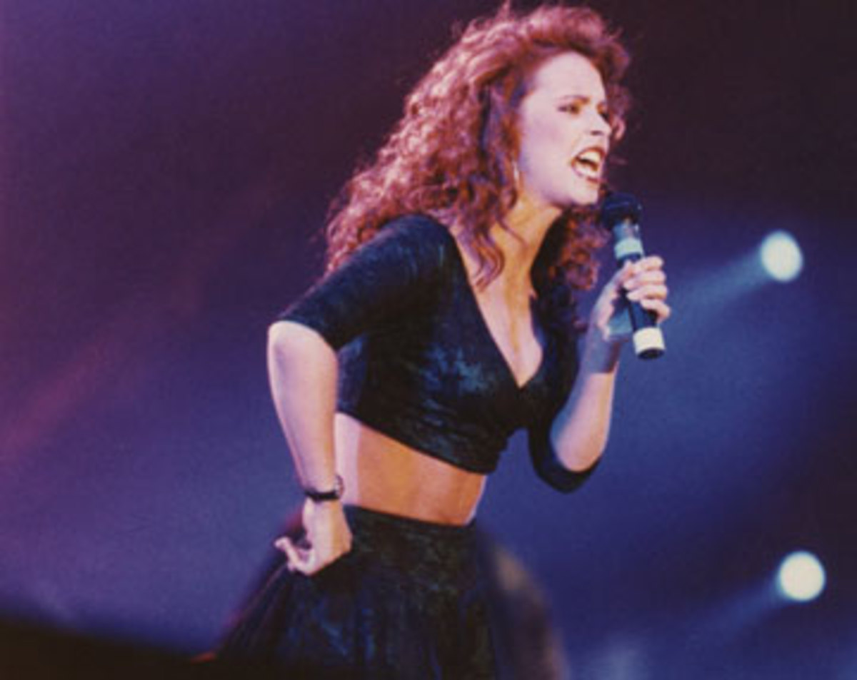 Sheena Easton in 1990