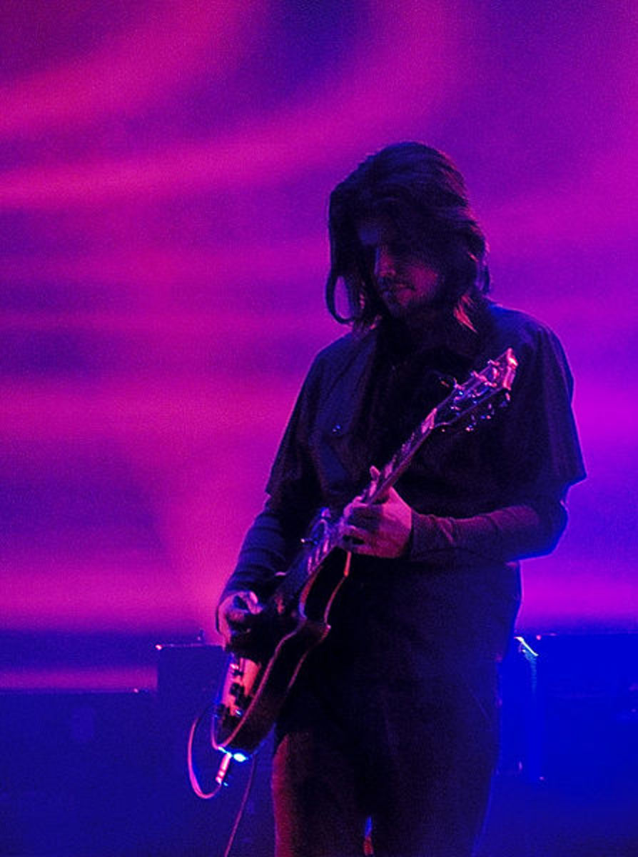 Adam Jones guitarist for Tool