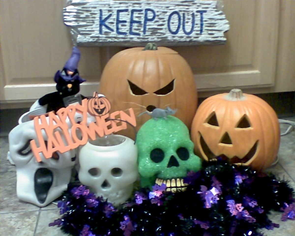 Halloween Decorating Etiquette 101