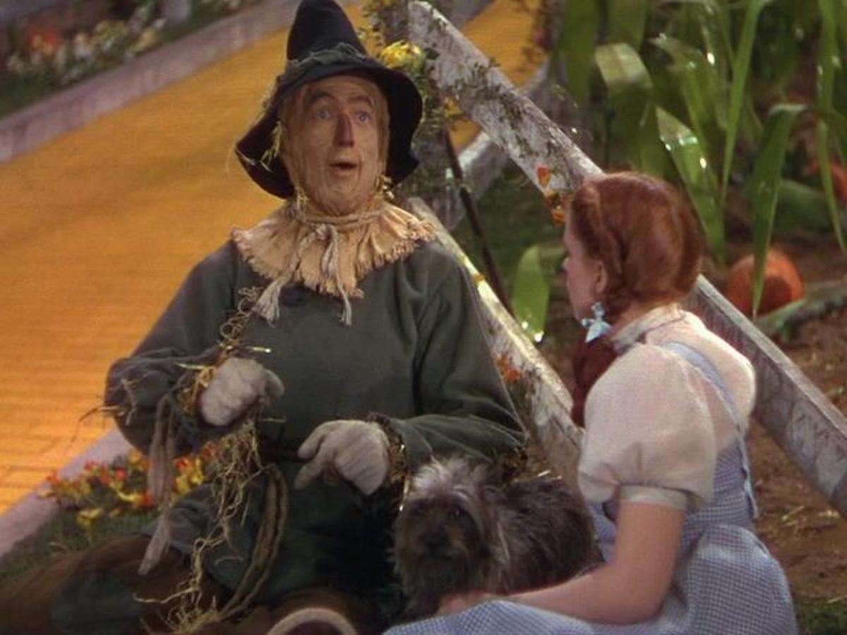 Scarecrow from the Wizard of Oz