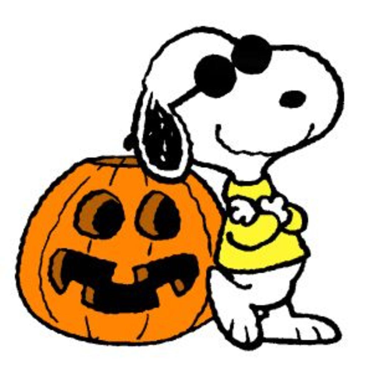 Joe Cool Halloween