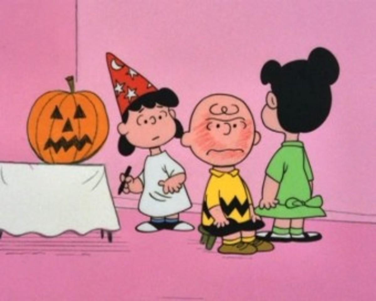 Great Pumpkin cartoon