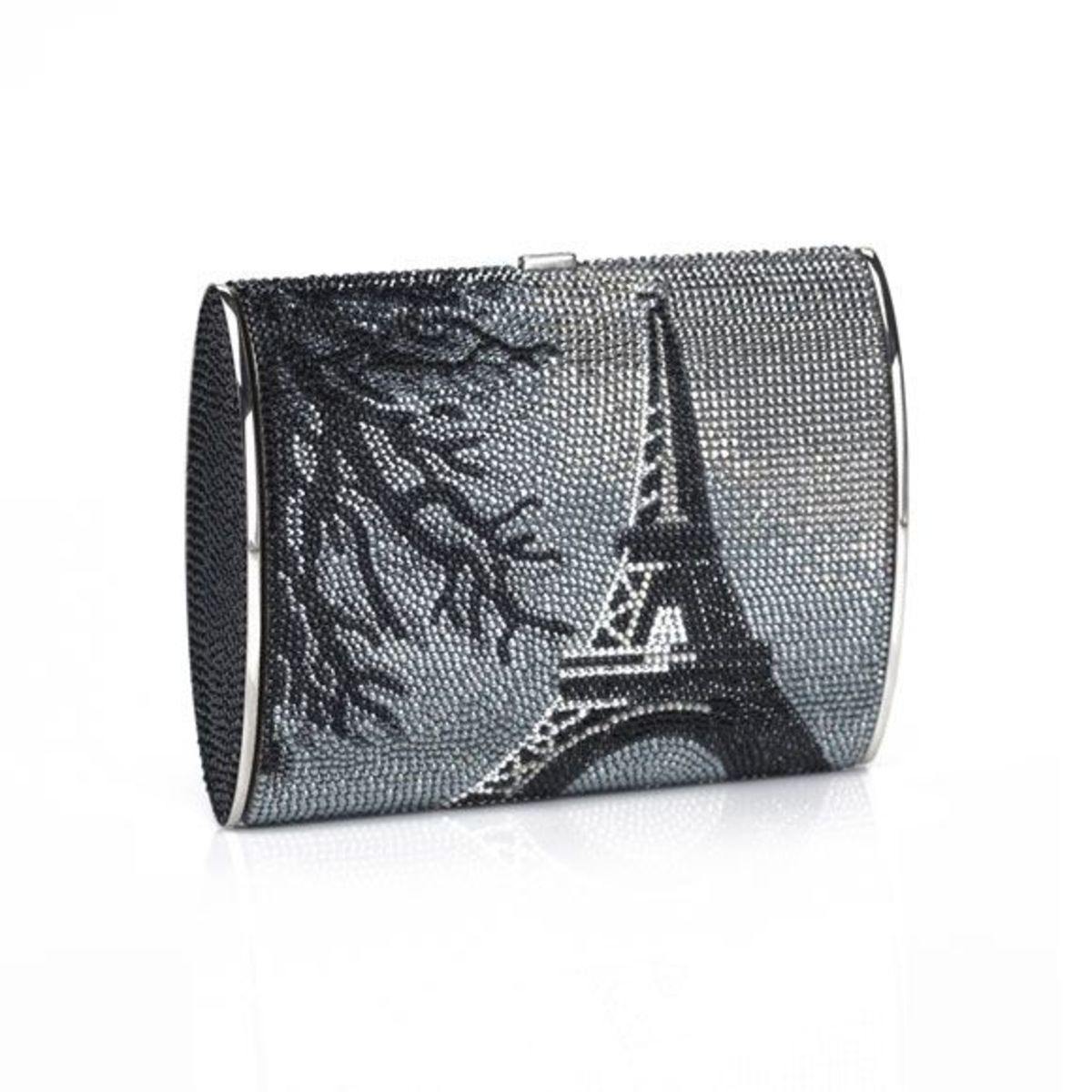PARISPrice: $3,495From the limited edition Cities Collection, the Paris bag features an iconic city scene in a sophisticated palette of blues and greys. Also available- Hong Kong, London, New York. Very classy, sophisticated look, and what better
