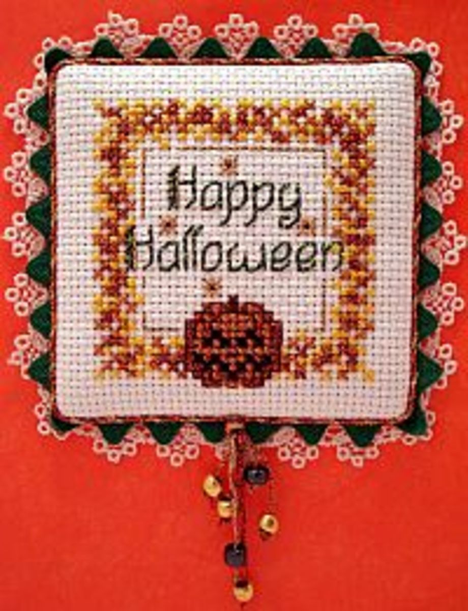 Halloween Decoration or Gift Bag