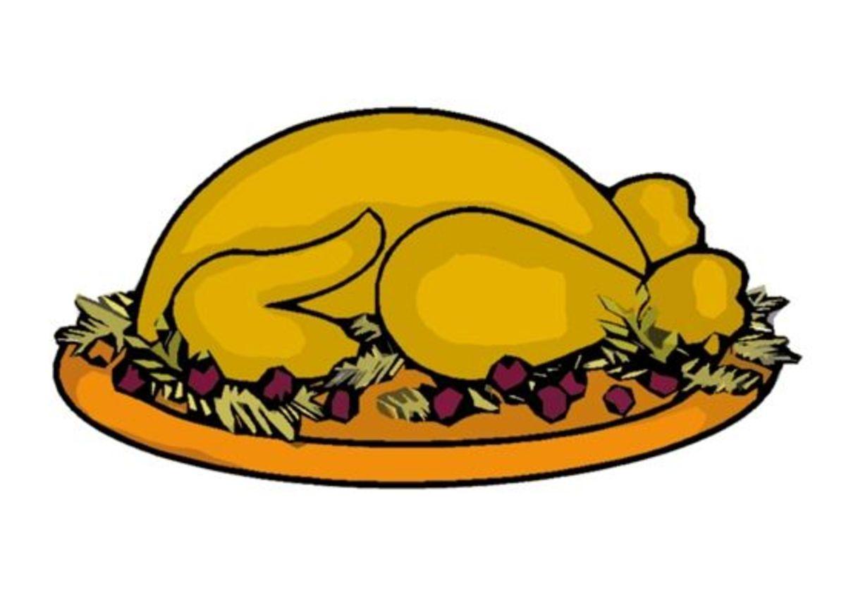 Prepared Turkey Dinner