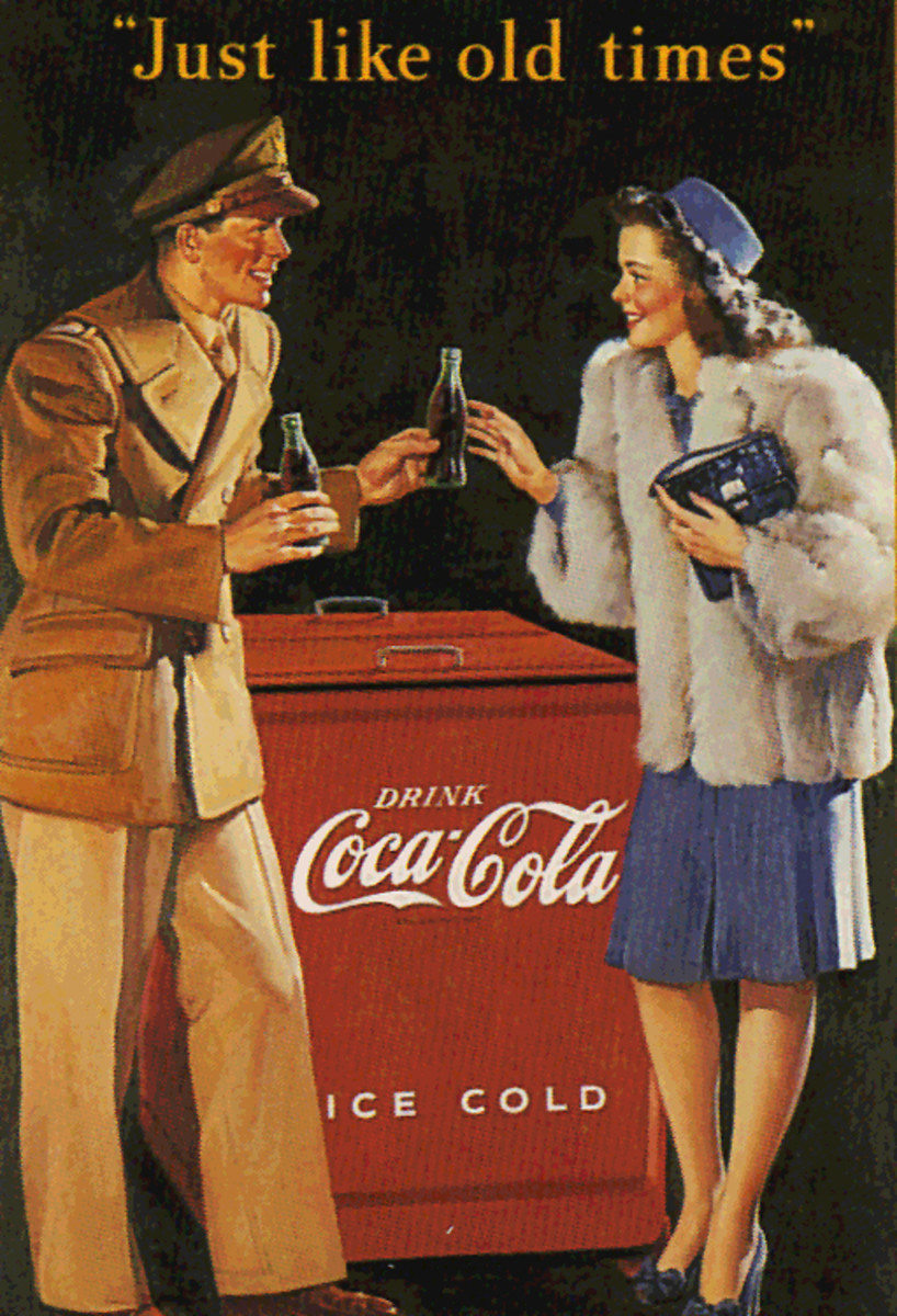 "Coca-Colonization: The Exportation of ""America"" to Europe Following World War II"