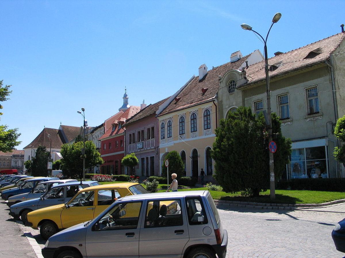 Szekeley Village
