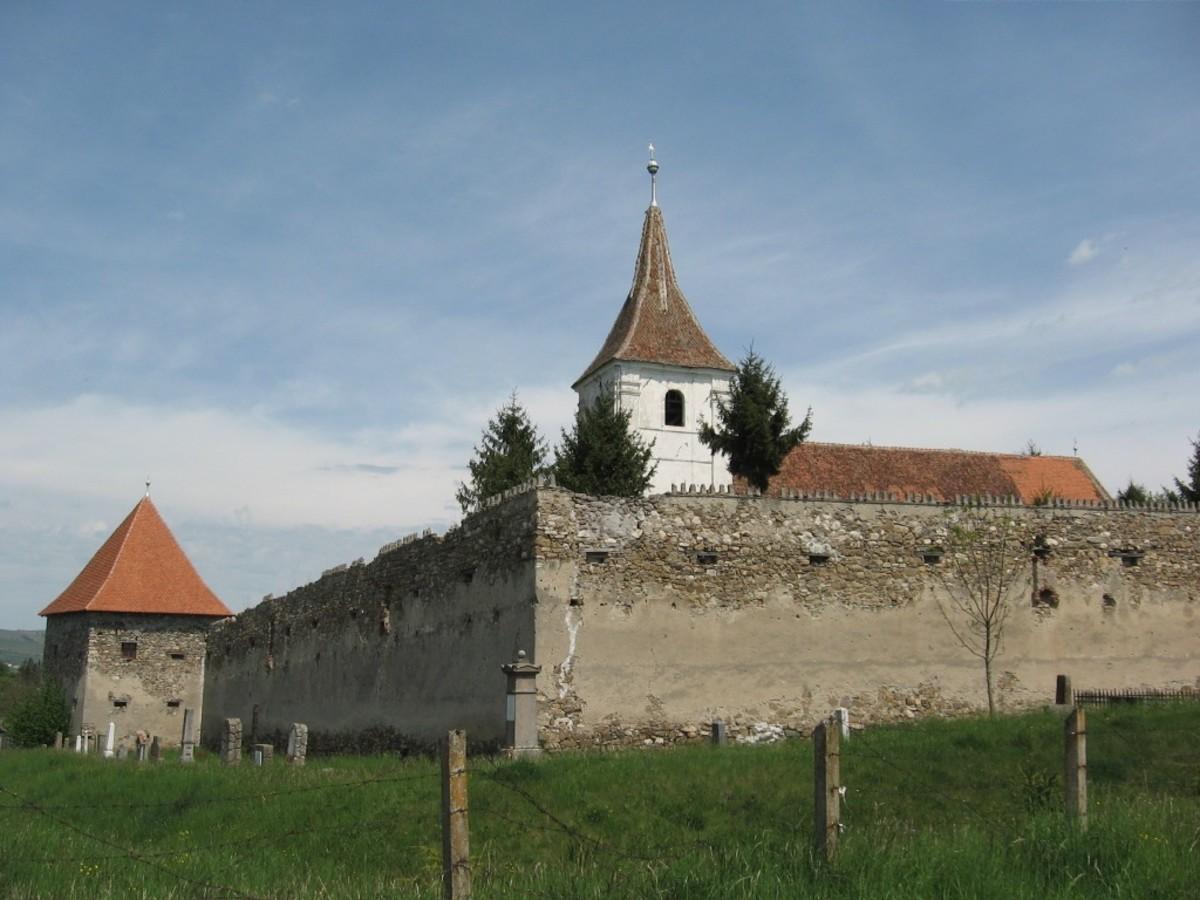 Szekeley Walled Church