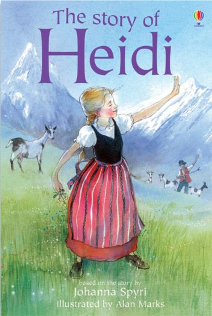Heidi - Switzerland's most popular children's story