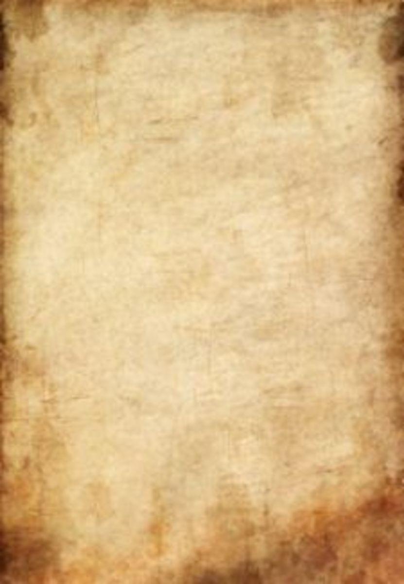 Parchment paper from alexzavala
