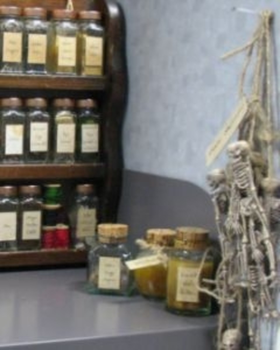 Apothecary Shop (in the Office)