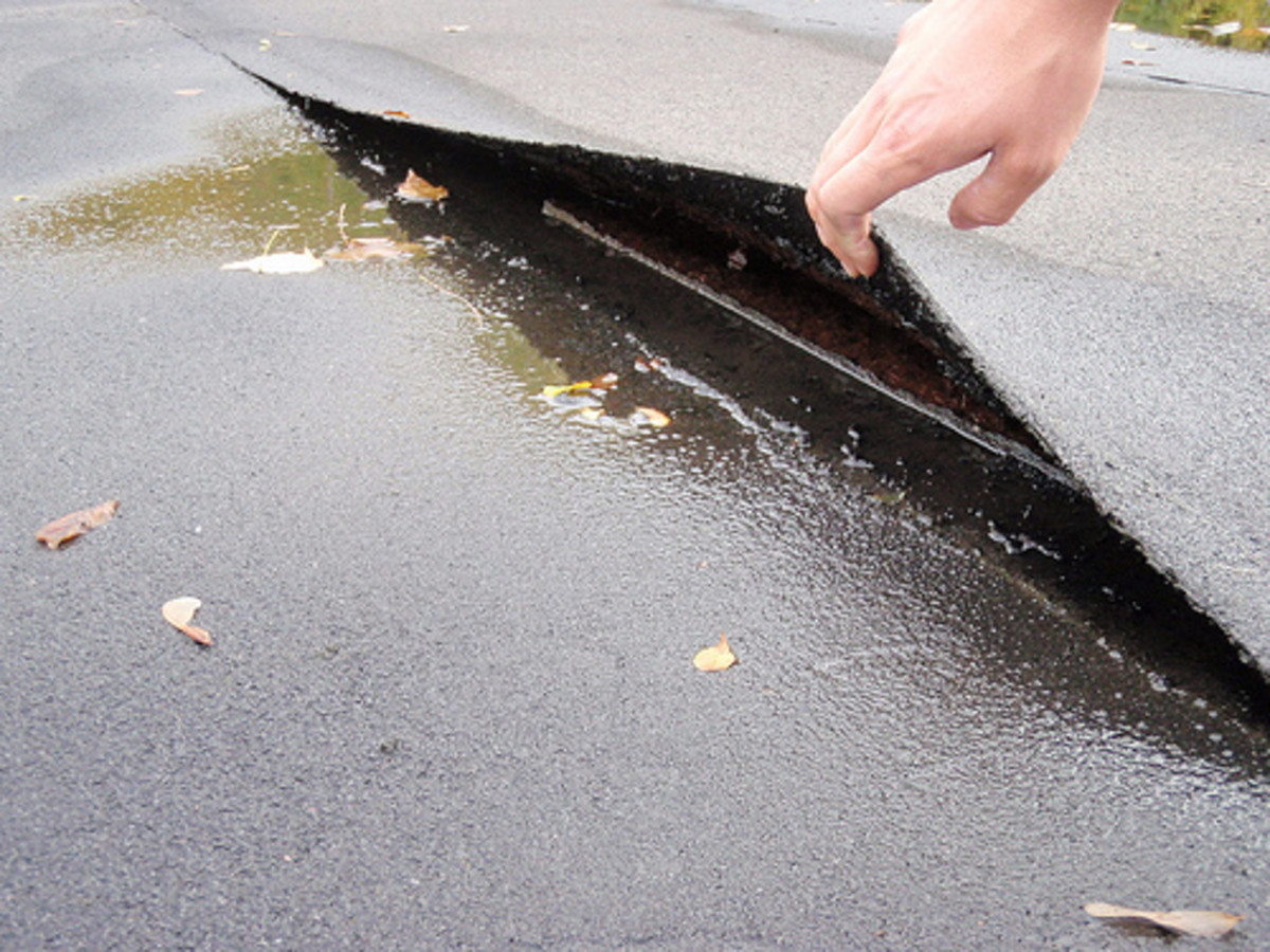 How To Fix A Leaking Flat Roof Amp Replacement Material Type