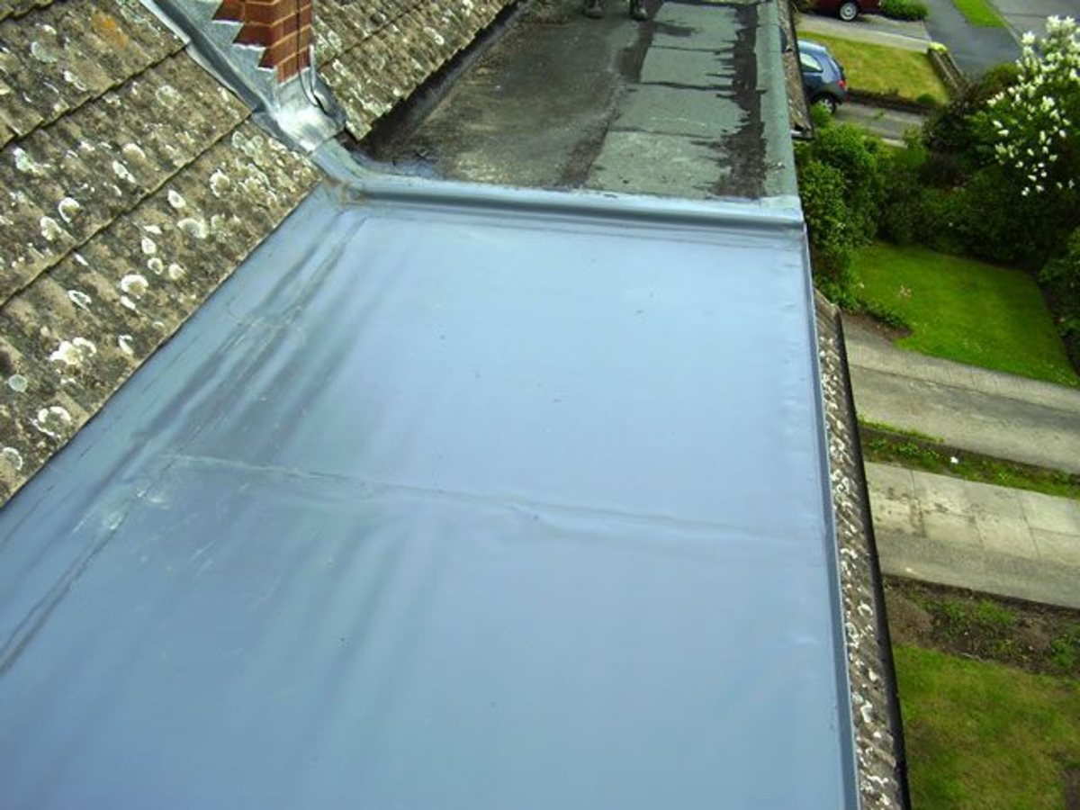 Flat Roofing Product Materials Comparison Which System