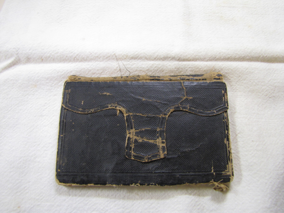 My great-great grandfather owned this diary. He was in the 93rd Indiana Volunteer Infantry, Company G.