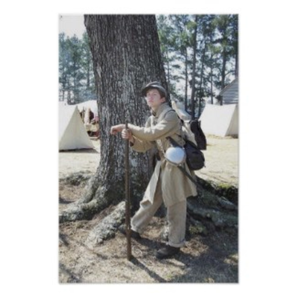 What Was in the Civil War Soldier's Backpack? | HubPages